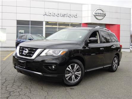 2018 Nissan Pathfinder SL Premium (Stk: A20375A) in Abbotsford - Image 1 of 30