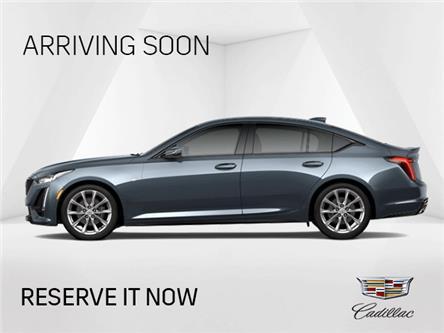 2021 Cadillac CT5 V-Series (Stk: ZGRS62*O) in Oshawa - Image 1 of 8
