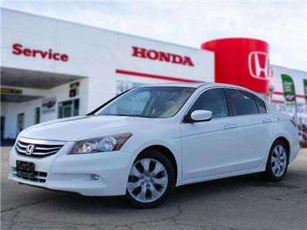 2012 Honda Accord EX-L V6 (Stk: P21-013A) in Vernon - Image 1 of 18