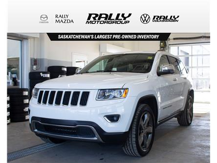 2015 Jeep Grand Cherokee Limited (Stk: 2024A) in Prince Albert - Image 1 of 16