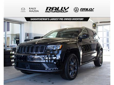 2019 Jeep Grand Cherokee Limited (Stk: V1515) in Prince Albert - Image 1 of 16