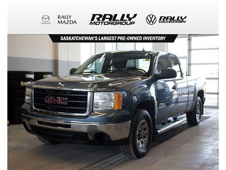 2010 GMC Sierra 1500 SL (Stk: V1442A) in Prince Albert - Image 1 of 12