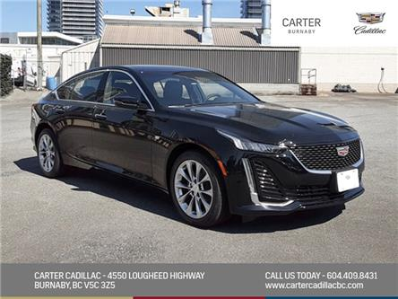2020 Cadillac CT5 Premium Luxury (Stk: C0-97080) in Burnaby - Image 1 of 23