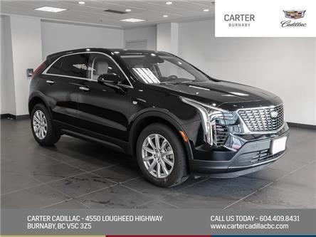 2021 Cadillac XT4 Luxury (Stk: C1-23000) in Burnaby - Image 1 of 23