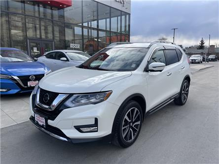2017 Nissan Rogue SL Platinum (Stk: UT1582) in Kamloops - Image 1 of 27