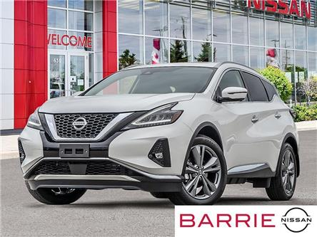 2021 Nissan Murano Platinum (Stk: 21175) in Barrie - Image 1 of 10