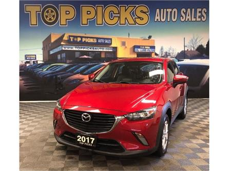 2017 Mazda CX-3 GS (Stk: 152931) in NORTH BAY - Image 1 of 27