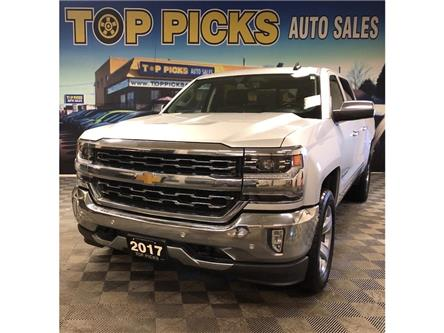 2017 Chevrolet Silverado 1500 LTZ (Stk: 194582) in NORTH BAY - Image 1 of 28