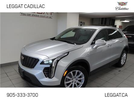 2021 Cadillac XT4 Luxury (Stk: 219550) in Burlington - Image 1 of 13