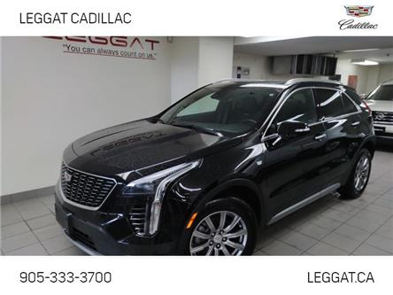 2021 Cadillac XT4 Premium Luxury (Stk: 219576) in Burlington - Image 1 of 15