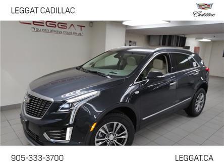 2021 Cadillac XT5 Premium Luxury (Stk: 219534) in Burlington - Image 1 of 16