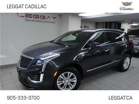 2021 Cadillac XT5 Luxury (Stk: 219578) in Burlington - Image 1 of 11