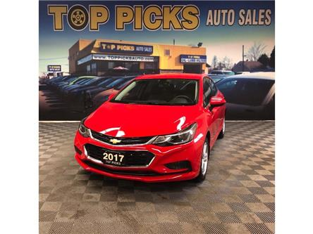 2017 Chevrolet Cruze Hatch LT Auto (Stk: 594848) in NORTH BAY - Image 1 of 29