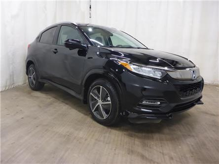 2019 Honda HR-V Touring (Stk: 1990081) in Calgary - Image 1 of 24