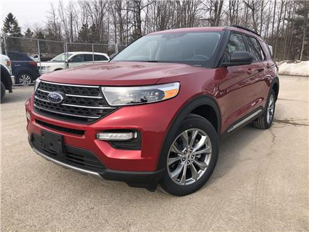 2021 Ford Explorer XLT (Stk: EX21253) in Barrie - Image 1 of 24