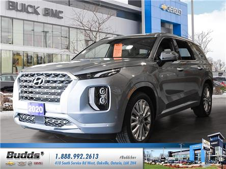 2020 Hyundai Palisade Ultimate 7 Passenger (Stk: XT1060A) in Oakville - Image 1 of 25