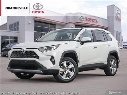 2021 Toyota RAV4 Hybrid Limited (Stk: 21280) in Orangeville - Image 1 of 23