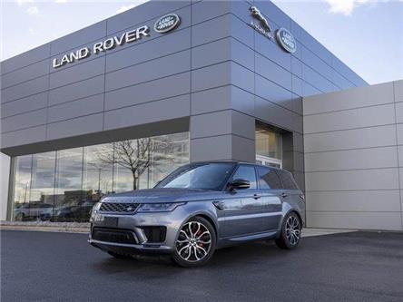 2018 Land Rover Range Rover Sport  (Stk: PJ053) in Ottawa - Image 1 of 19