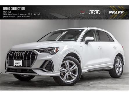 2021 Audi Q3 45 Progressiv (Stk: T18805) in Vaughan - Image 1 of 20