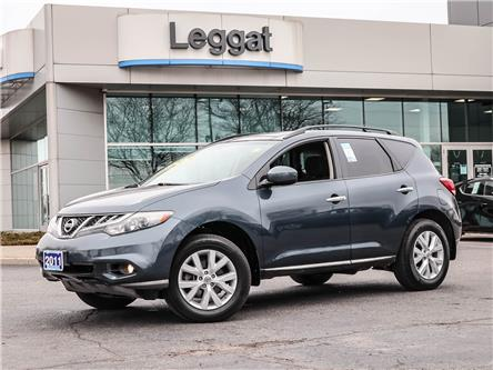 2011 Nissan Murano SV (Stk: 205599A) in Burlington - Image 1 of 30