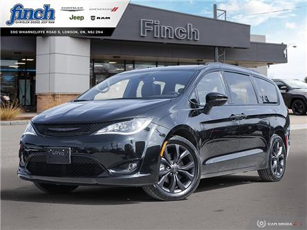 2020 Chrysler Pacifica Limited (Stk: 101135) in London - Image 1 of 27