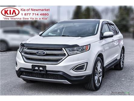 2016 Ford Edge Titanium (Stk: P1367) in Newmarket - Image 1 of 22