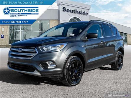 2018 Ford Escape SE (Stk: WD2070AA) in Red Deer - Image 1 of 25
