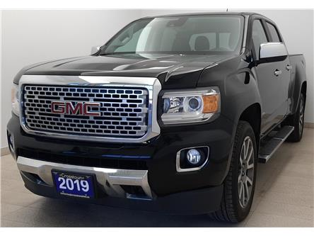 2019 GMC Canyon Denali (Stk: 11815A) in Sudbury - Image 1 of 14