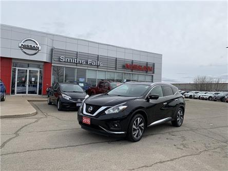 2015 Nissan Murano Platinum (Stk: P2138A) in Smiths Falls - Image 1 of 18