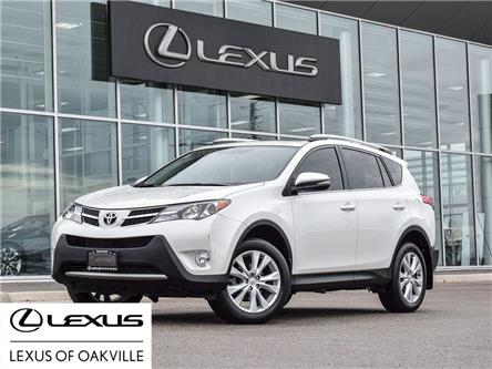 2015 Toyota RAV4 Limited (Stk: UC8113) in Oakville - Image 1 of 22