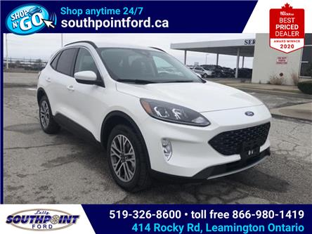 2021 Ford Escape SEL Hybrid (Stk: SEP6898) in Leamington - Image 1 of 24