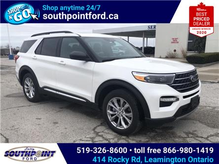 2020 Ford Explorer XLT (Stk: SEX6732) in Leamington - Image 1 of 25