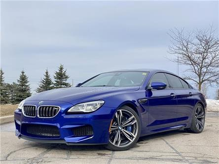2016 BMW M6 Gran Coupe Base (Stk: P1752-1) in Barrie - Image 1 of 21