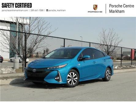 2018 Toyota Prius Prime Upgrade (Stk: PU0035) in Markham - Image 1 of 16