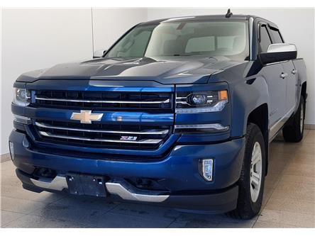 2017 Chevrolet Silverado 1500  (Stk: 01261A) in Sudbury - Image 1 of 14