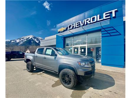 2021 Chevrolet Colorado ZR2 (Stk: M1170261) in Fernie - Image 1 of 11