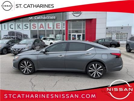 2019 Nissan Altima 2.5 Platinum (Stk: P2801) in St. Catharines - Image 1 of 25