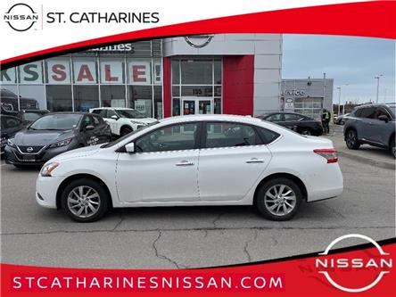 2015 Nissan Sentra 1.8 SV (Stk: SSP398) in St. Catharines - Image 1 of 2