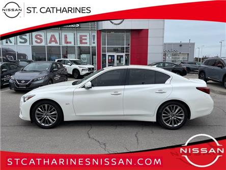 2018 Infiniti Q50 3.0t LUXE (Stk: SSP405) in St. Catharines - Image 1 of 26