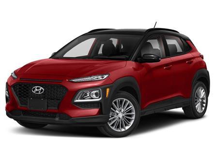 2021 Hyundai Kona 1.6T Trend w/Two-Tone Roof (Stk: 40285) in Saskatoon - Image 1 of 9