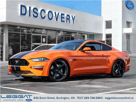 2021 Ford Mustang GT Premium (Stk: MU21-04964) in Burlington - Image 1 of 22