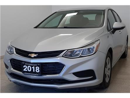 2018 Chevrolet Cruze LS Auto (Stk: 11837A) in Sudbury - Image 1 of 12