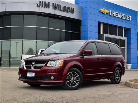 2017 Dodge Grand Caravan CVP/SXT (Stk: 2021399A) in Orillia - Image 1 of 24