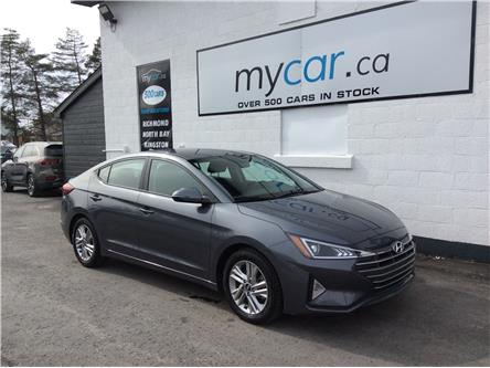 2020 Hyundai Elantra Preferred (Stk: 210173) in Ottawa - Image 1 of 21