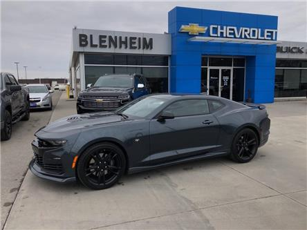 2019 Chevrolet Camaro 2SS (Stk: 1B018A) in Blenheim - Image 1 of 26