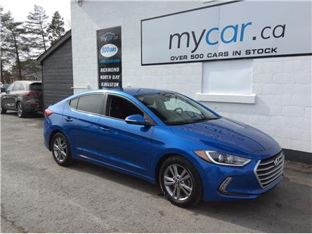 2018 Hyundai Elantra GL (Stk: 210155) in Cornwall - Image 1 of 21