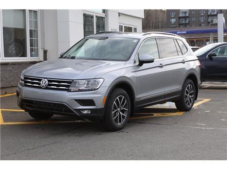 2021 Volkswagen Tiguan Comfortline (Stk: 21-28) in Fredericton - Image 1 of 20
