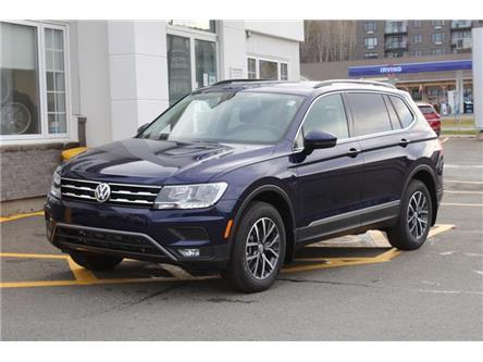 2021 Volkswagen Tiguan Comfortline (Stk: 21-31) in Fredericton - Image 1 of 21