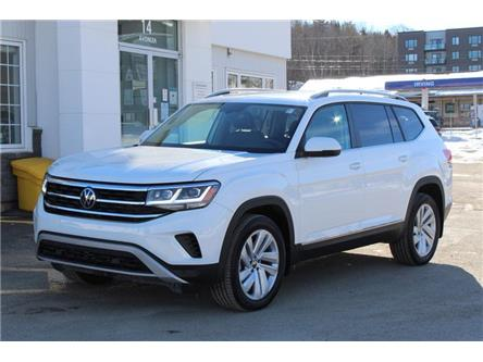 2021 Volkswagen Atlas 3.6 FSI Highline (Stk: 21-47) in Fredericton - Image 1 of 23