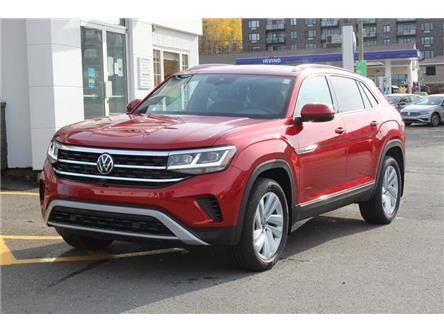 2020 Volkswagen Atlas Cross Sport 3.6 FSI Execline (Stk: 20-116) in Fredericton - Image 1 of 22
